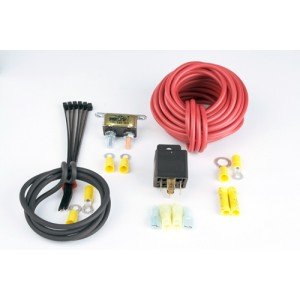 Aeromotive 30 Amp Fuel Pump Wiring Kit 16301