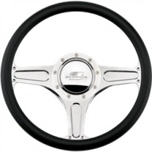 """Billet Specialties 14"""" Billet Steering Wheels"""