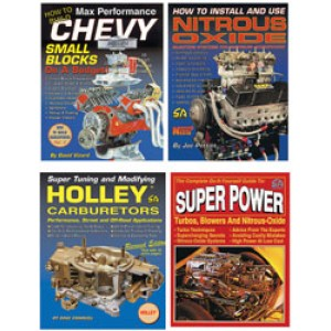 SA Design Automotive Performance Books
