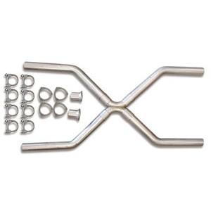 Flowtech Universal X-Pipe Kits