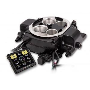 Holley Sniper EFI Quadrajet™ Black Ceramic