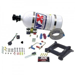 Nitrous Express Carbureted Nitrous Systems, Holley (4150 Flange)