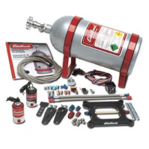 Edelbrock Performer RPM Nitrous Carb / Plate Kits