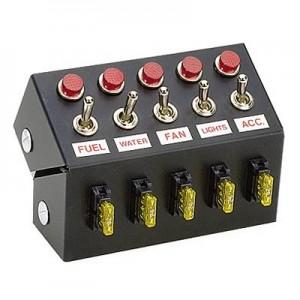 Moroso Toggle Switch Panels