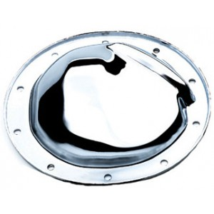 TD Performance Chrome Differential Covers