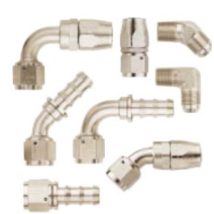 Aeroquip Nickel Plated Hose Fittings