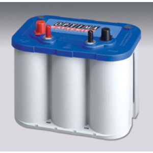 Optima Blue Top Batteries Marine & RV