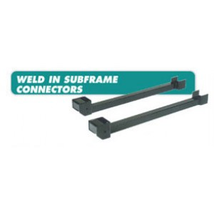 Chassis Engineering Weld In Subframe Connectors