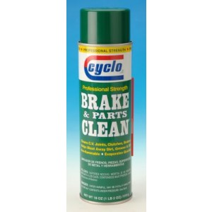 Cyclo Brake & Parts Clean™ Pro Strength