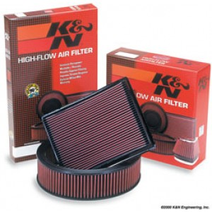 K&N Replacement High Flow Air Filters