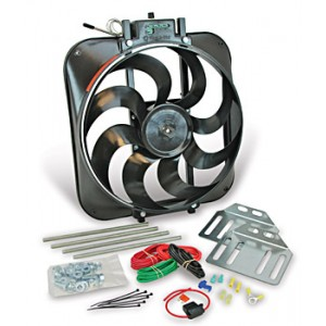 Flex-a-lite Black Magic S-Blade Puller Fans