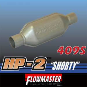 Flowmaster HP-2 Series Shorty Resonator