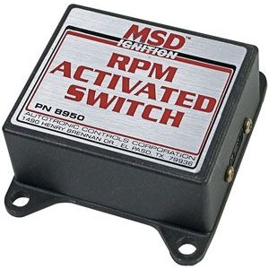 MSD #8950 RPM Activated Switch