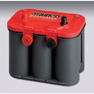 Optima Red Top Batteries