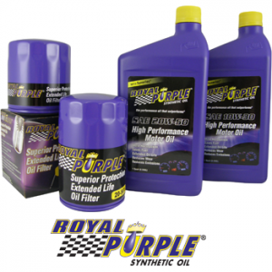 Royal Purple Synthetic Motor Oil