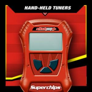 Superchips Flashpaq Hand Held Tuner