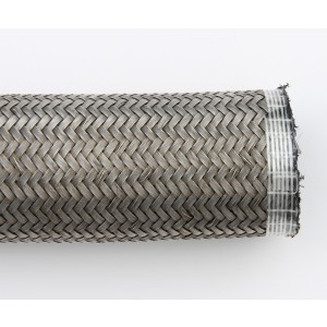 Aeroquip Stainless Steel Racing Hose -12 x 20'