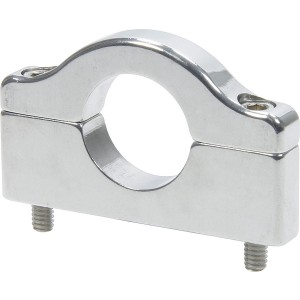 Allstar Polished Aluminum Chassis Brackets (Bar Mounts)