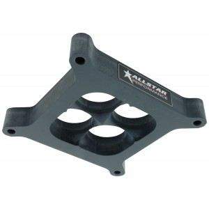 """Allstar Performance Hi-Flow Carb Spacer 4150 Tapered 4 Hole 1.00"""""""