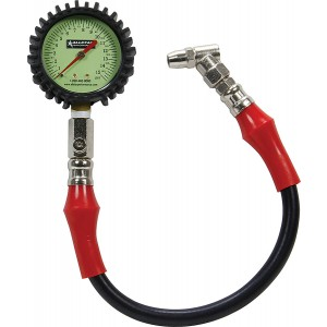 Allstar Tire Pressure Gauges Glow in the Dark