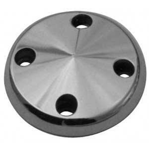 RPC Aluminum Water Pump Pulley Nose Covers