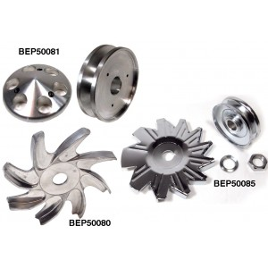 Big End Alternator Fan and Pulley Kits