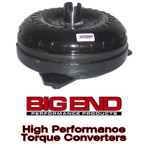 Big End High Performance Torque Converters