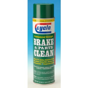 Cyclo Brake & Parts Clean™ Pro Strength, Non-Flammable, C32