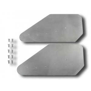 Chassis Shop / Pro-werks Replacement Front Canard Tip Plate Sets