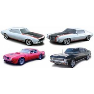 Heidts '67-'69 Camaro/Firebird, '68-'74 Nova, '70-'81 Camaro Tubular Upper and Lower Control Arms