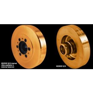 Fluidampr CT Gold Race Dampers