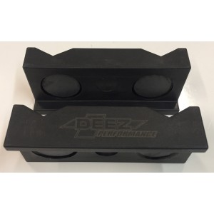 DEEZ Performance Vice Jaw Inserts-Magentized Plastic