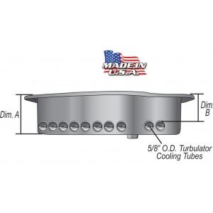Derale Performance Transmission Cooling Pans