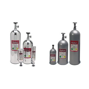 Edelbrock Nitrous Bottles, Solenoids & Accessories