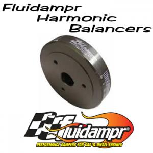 Fluidampr Performance Harmonic Dampers