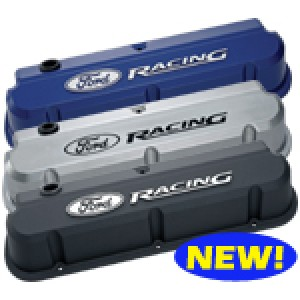 Proform Ford Slant-Edge Aluminum Valve Covers