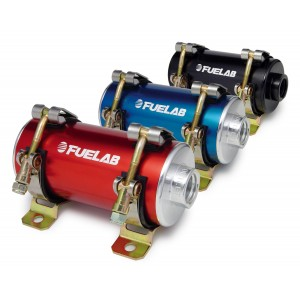 FueLab Prodigy Fuel Pumps-Carbureted In-Line