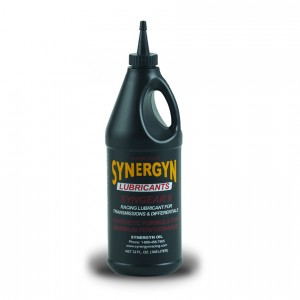 Synergyn Syngear II Racing Lubricant for Transmissions & Differentials