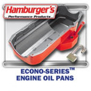 Hamburger's Econo Series Oil Pans