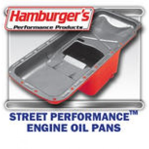 Hamburger's Street Performance Engine Oil Pans