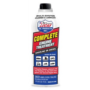 Lucas Oil Complete Engine Treatment 10016