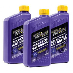 Royal Purple Max Cycle Engine Oil