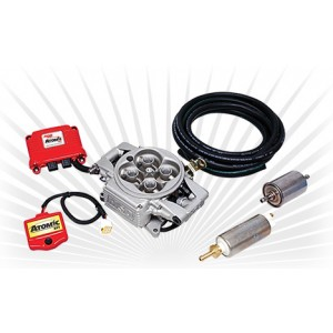 MSD Atomic EFI Fuel Injection Systems
