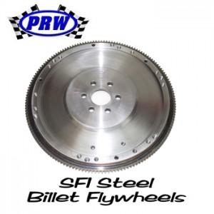 PRW SFI Steel Billet Flywheels