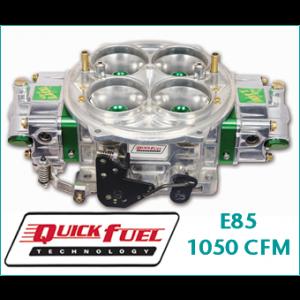 Quick Fuel Technology E85 QFX 1050 Carburetor