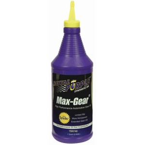 Royal Purple Max Gear Oil