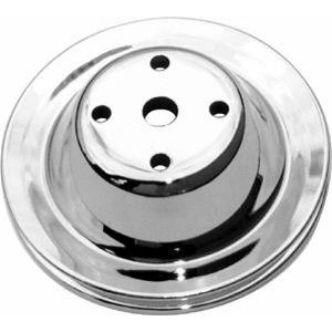 Big End Chrome Plated Steel Pulleys