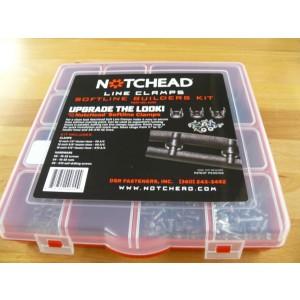 NotcHead Soft Line Clamp Builder Kit 3300