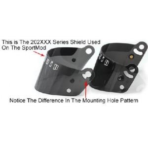 Racequip SportMod Full Face Snell Helmet Accessories