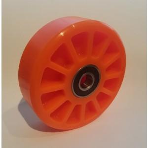 "Wheeleze Wheelie Bar Wheels 4 dia x 1 1/4"" wide"